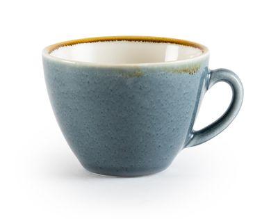 Cappuccino-Tasse, KILN, 34cl, Blau