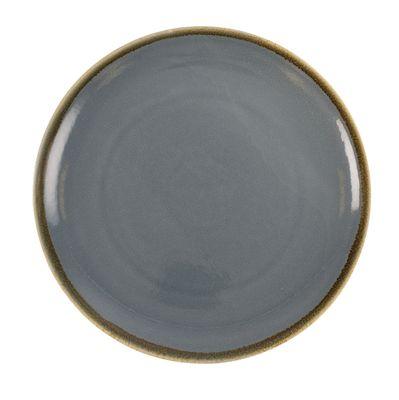 Olympia Coup Teller, KILN, Ø28 cm, Blau