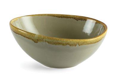 Bol Olympia, KILN, Ø21,5 cm, vert clair