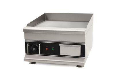 Elektro-Grillplatte Eco 410x425 glatt - Tischgerät