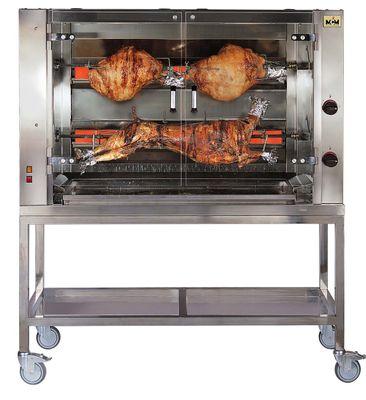 Grill pour cochon de lait et agneau ECO 2 - au gaz naturel