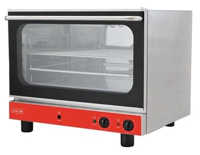 Bäckereiofen Gastro M mit Luftbefeuchter 4 x EN 60x40