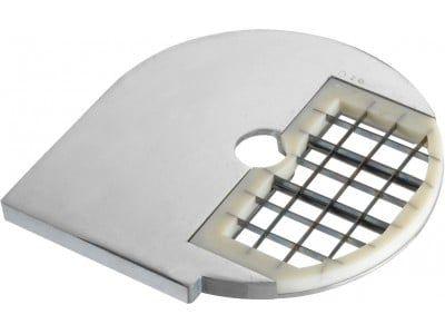 Grille macédoine/disque à dés GS D 20 x 20 SX