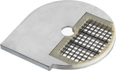 Grille macédoine/disque à dés GS D 8x8
