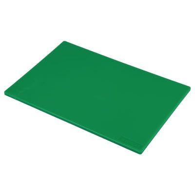 Hygiplas Schneidebrett 450x300 - grün