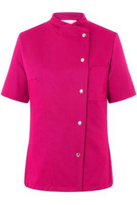 Damenkochjacke Greta, pink, Größe: 44
