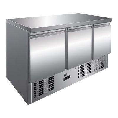 Gastro-Inox Kühltisch 3/0 Mini