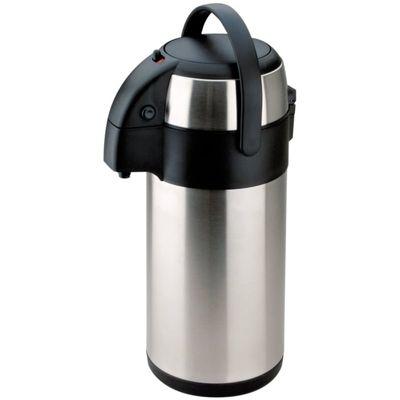 Pumpkanne aus Edelstahl - 3 Liter