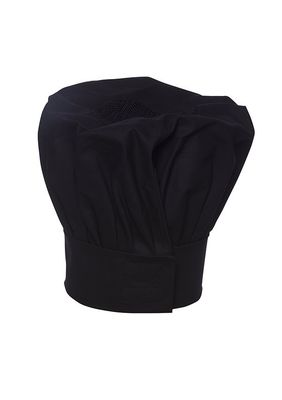 Kochmütze Jean Einheitsgröße, schwarz