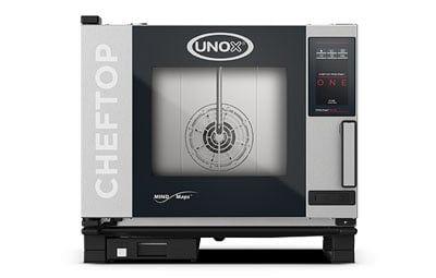 Four mixte UNOX Cheftop Mindmaps 5 x GN 1/1 ONE électrique