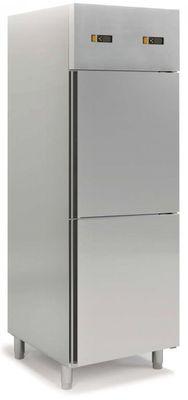 Armoire réfrigérée combinée réfrigération/congélation PROFI 700 GN 2/1