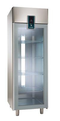Alpeninox Umluft-Gewerbekühlschrank KU702-G Premium - 670 Liter
