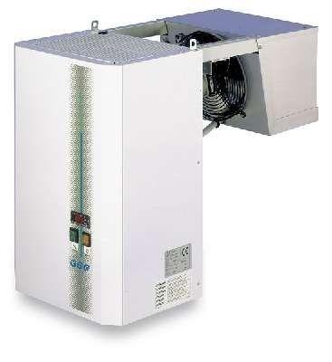 Unité de congélation GGG, dimensions: 450 x 885 x 700 mm, 220V (monophasé), 50 Hz, 1,3 kW