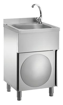 Lave-mains avec armoire basse Fimar LC50MM