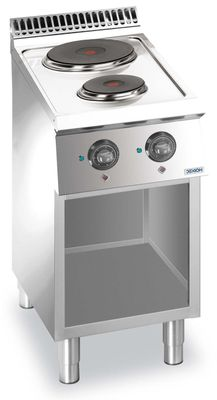 Cuisinière électrique Dexion Lux 700 - 40/73