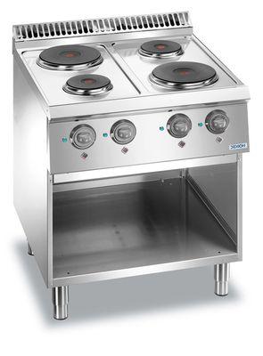 Cuisinière électrique Dexion Lux 700 - 70/73