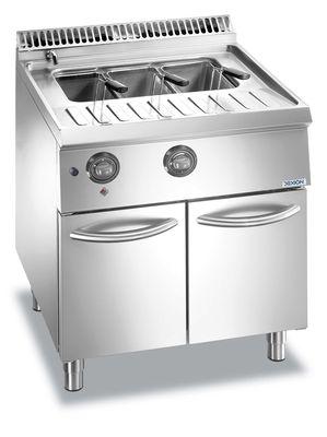 Cuiseur de pâtes à gaz Dexion Lux 700 - 70/73