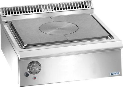 Gas-Grillplatte Dexion Lux 700 - 70/73 Tischgerät