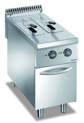Elektro-Fritteuse Dexion Lux 980 - 40/90 8+8 Liter