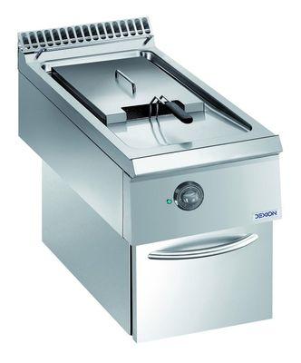 Elektro-Fritteuse Dexion Lux 980 - 40/90 18 Liter Tischgerät