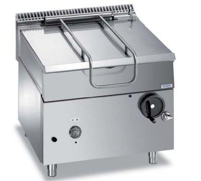 Sauteuse basculante à gaz Dexion Lux 980 - 80/90 - basculement manuel