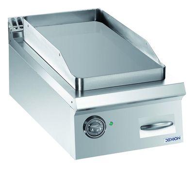 Gas-Grillplatte Dexion Lux 980 - 40/90 glatt Tischgerät