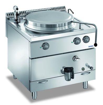 Marmite de cuisson électrique Dexion Lux 980 - 100 litres, à chauffage indirect