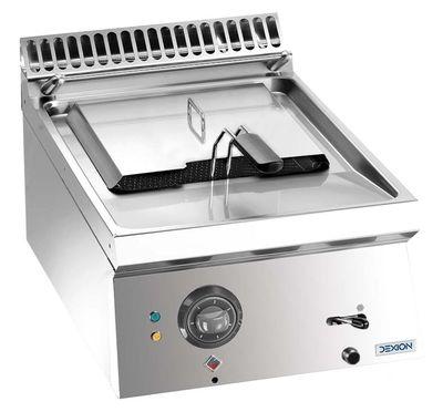 Friteuse électrique Dexion Lux 700 - 40/73– 12litres, appareil à poser