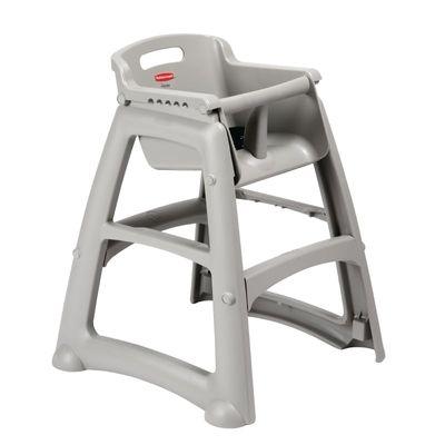 Chaise haute pour enfants Rubbermaid, 75,6 x 59,7 x 59,7 cm