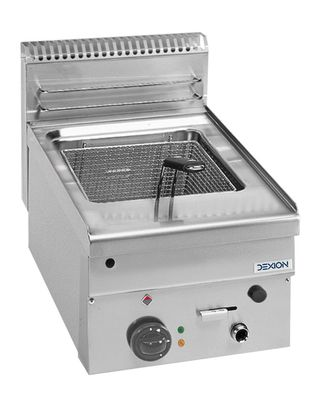 Elektro-Fritteuse Dexion Serie 66 - 40/60 8 Liter Tischgerät
