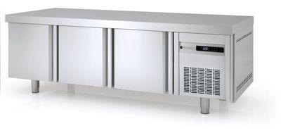 Unterbaukühltisch Premium 3/0