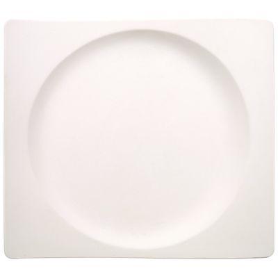 Assiette Villeroy & Boch NewWave plate rectangulaire 285x320 mm