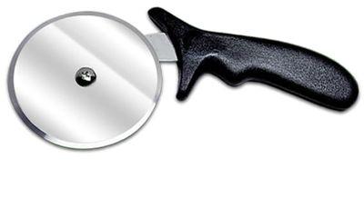 Profi-Pizzaschneider, mit Kunststoffgriff, schwarz