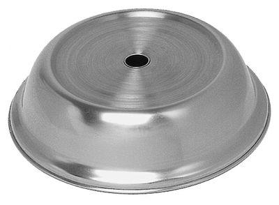 Cloche à assiette avec trou, 28,0 cm