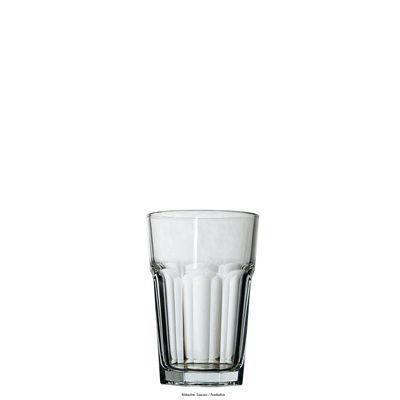 Verre à long drink Pasabahce Casablanca 42,1 cl avec repère de remplissage à 0,3 l