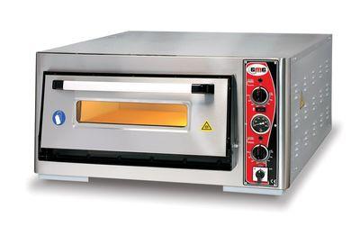Four à pizza GMG Classic 6x620 avec thermomètre