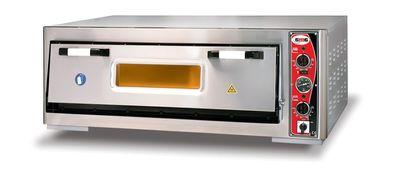 Four à pizza GMG Classic 6x30cm avec thermomètre