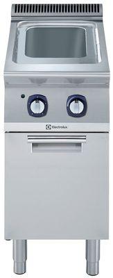 Cuiseur à pâtes électrique Electrolux, appareil en pose libre, 24,5litres, 400 x 730 x 850mm