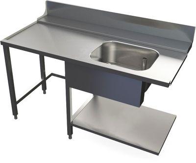 Table d'entrée GAM 1500 x 770 deux côtés