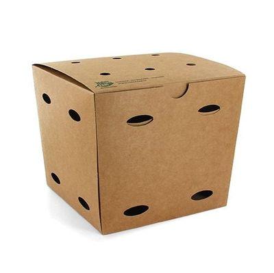Papstar PURE FAIR Pommes Schütte-Box - groß