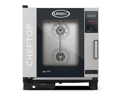 Four mixte UNOX Cheftop Mindmaps 7 x GN 1/1 ONE électrique