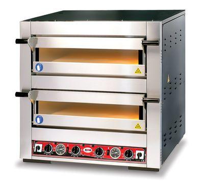 Four à pizza GMG Firino 4 + 4x30cm avec thermomètre