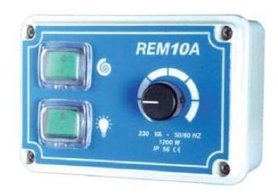 Régulateur REM 10A pour hotte murale WHM-ECO