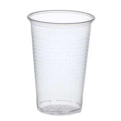 Gobelet Papstar, polypropylène, 0,2 l, transparent - 100 pièces