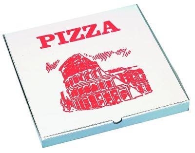Papstar Pizzakarton, 28x28 cm - 100 Stück