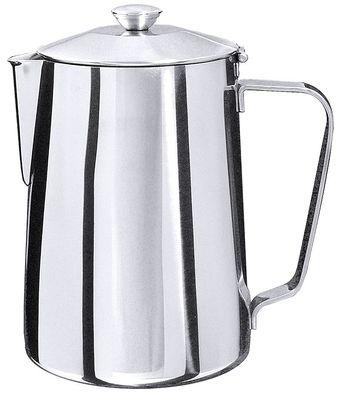Cafetière, acier inoxydable 18/10, 0,3 l, hauteur 10,5 cm