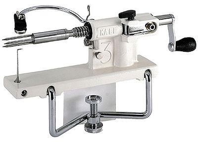 Machine à peler et à couper les pommes