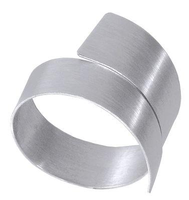 Serviettenring, matt poliert, Durchmesser 3,5cm, Breite 3cm