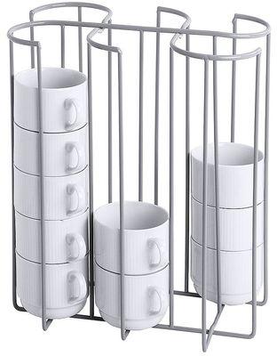 Kaffeetassenspender, für Tassen bis Durchmesser 87 mm, 29,5x19,5x29cm