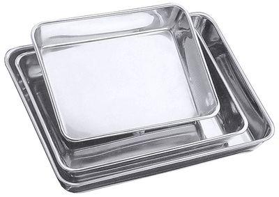Auslageschale/Fleischbecken, LxBxH 26x20x4.5cm